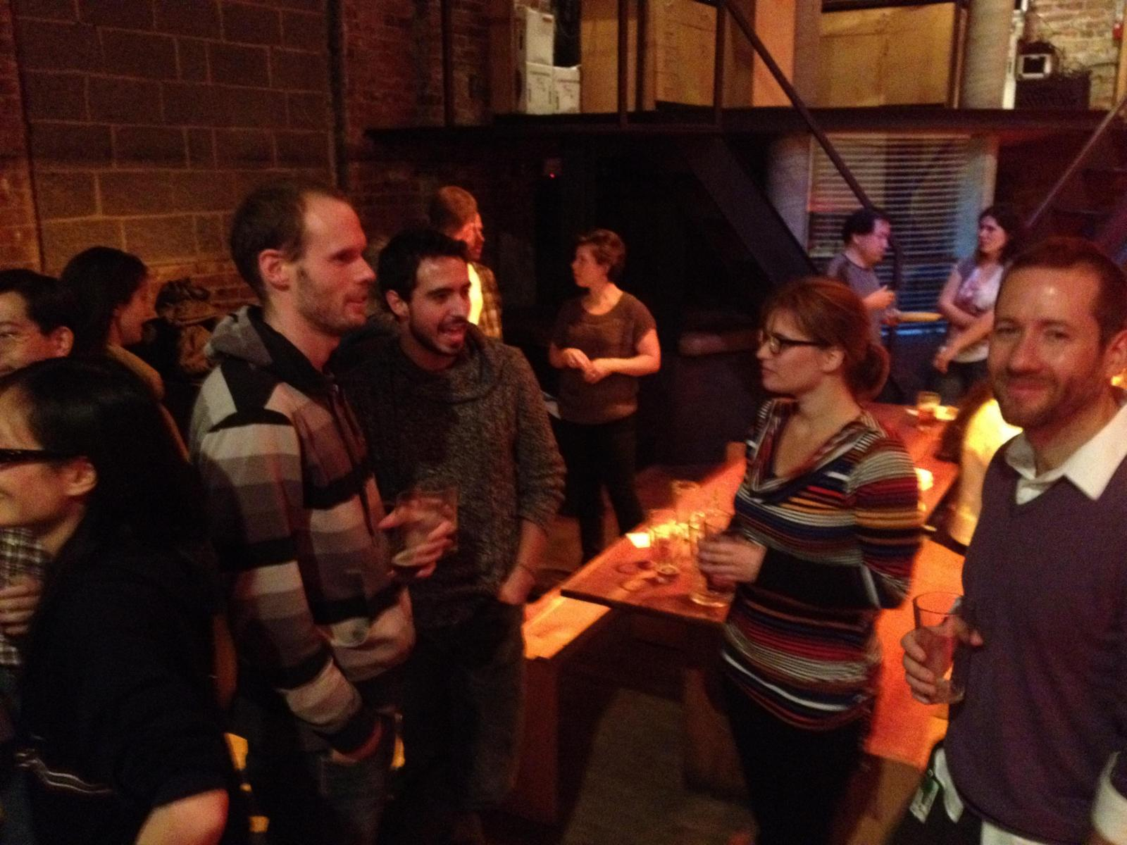 SBSC Launch at BAR, October 2012