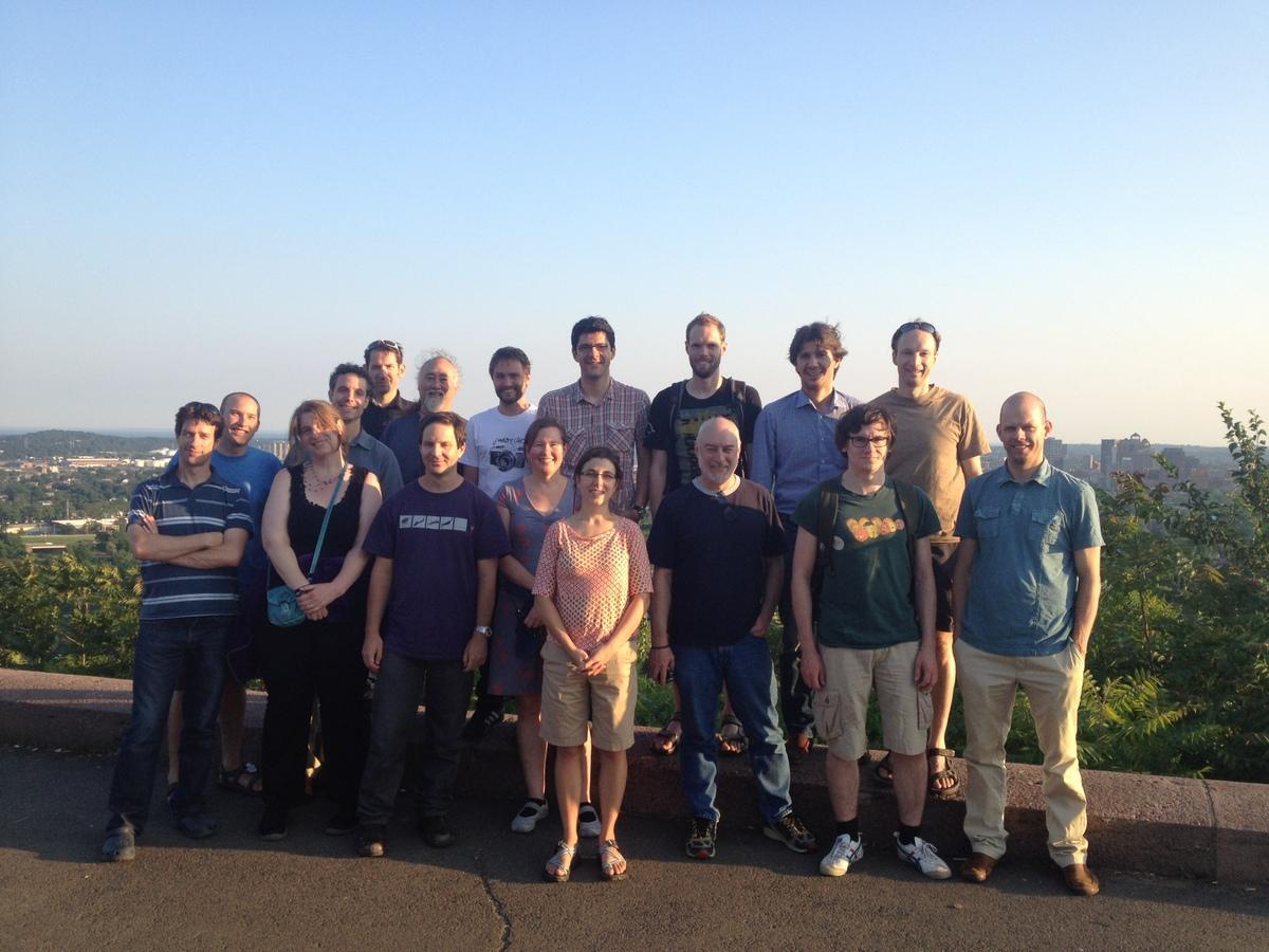 SBSC Biodiversity Inventory Metadata Standards Workshop at Yale University, July 2013