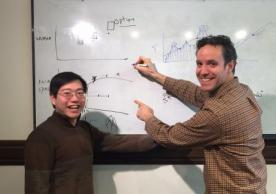 Congrats: two lab members accept faculty positions
